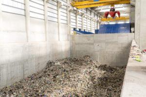 pyrolyse des déchets